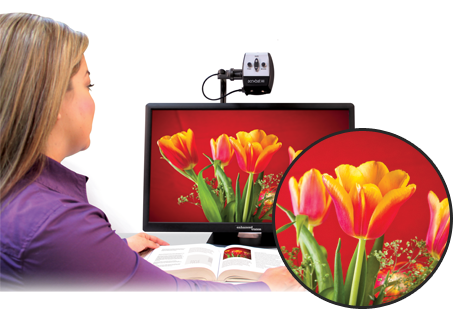 Acrobat HD Ultra LCD Video Magnifier