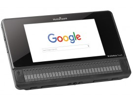 BrailleNote Touch 18 or 32 Braille Tablet