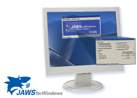 Jaws Windows Screen Reader