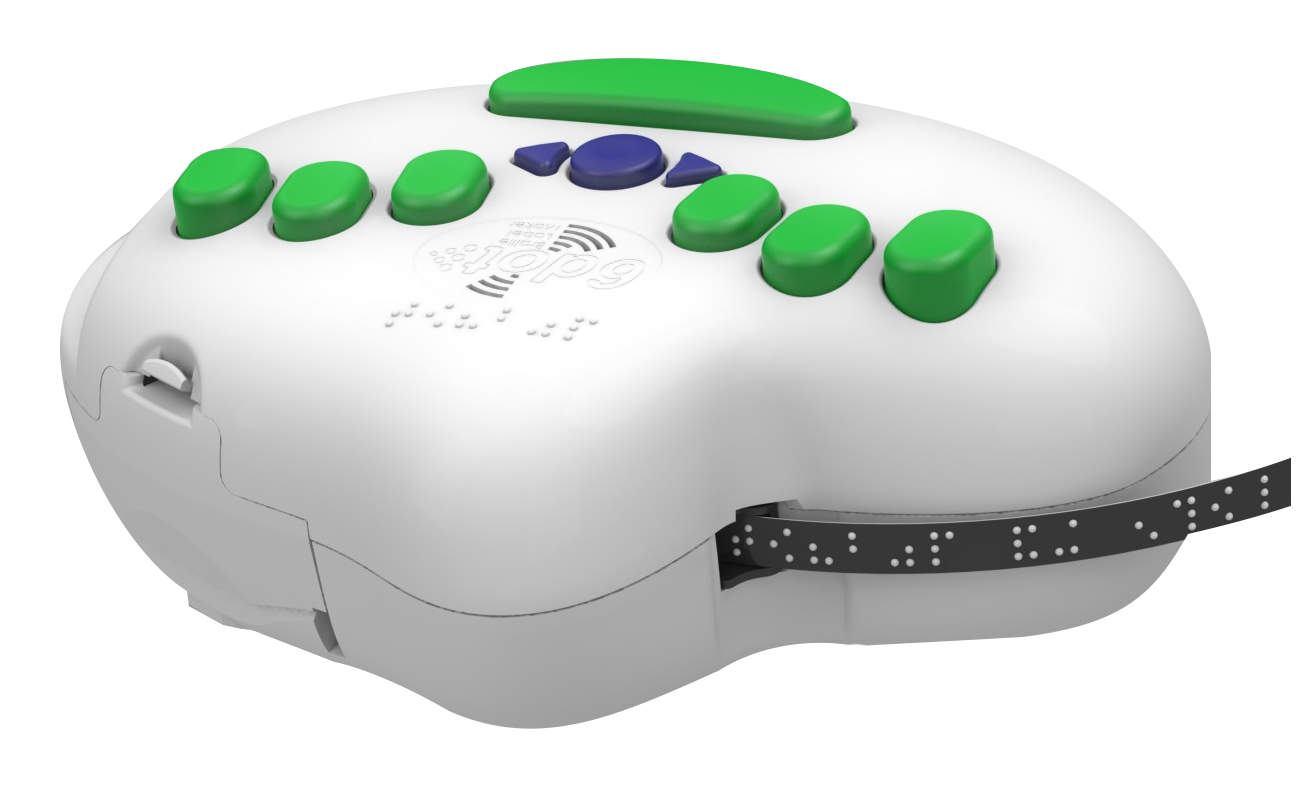 Logan 6dot Braille Maker