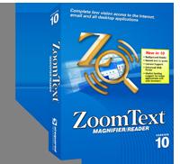 ZoomText Magnifier – Reader