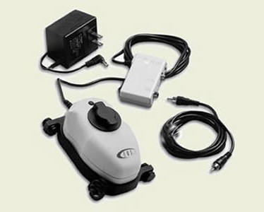 max video magnifier with cables, control box and power supply