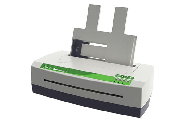 BrailleSheet 120 Braille Printer