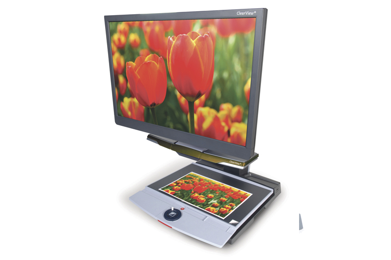ClearView+ 22″ HD Ultra Flexible Arm