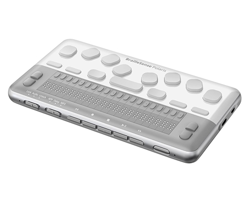 BrailleSense Polaris Mini Notetaker