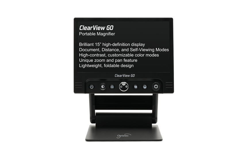 ClearView Go Video Magnifier