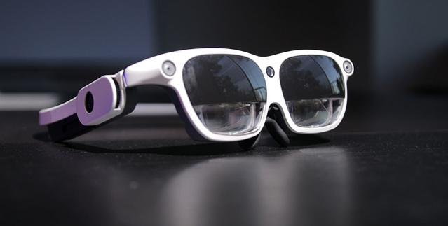 Eyedaptic Glasses for AMD Vision Assistance EYE3